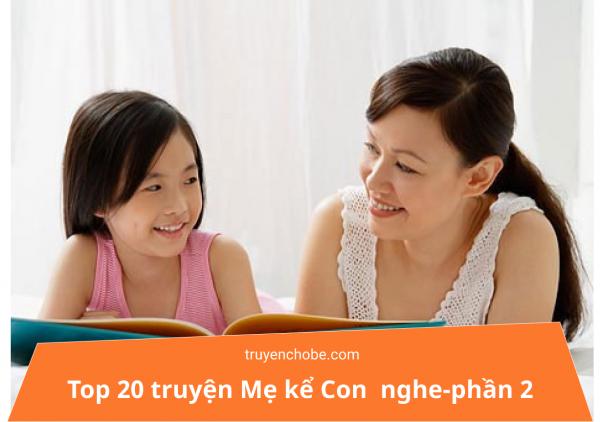 top 20 truyện mẹ kể con nghe - phần 2