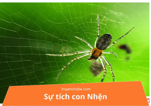 Sự tích con nhện