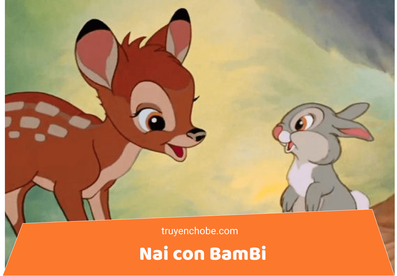 Nai con BamBi