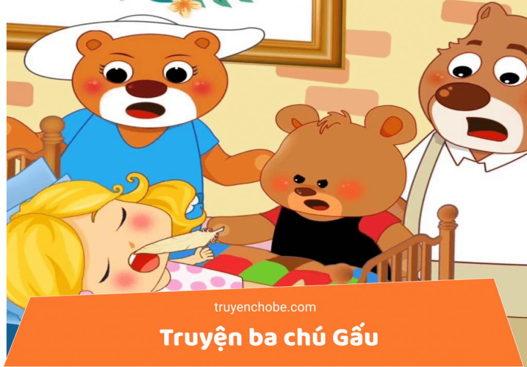 truyện ba chú gấu
