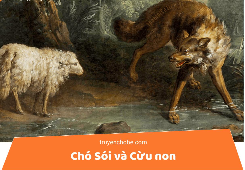 Chó Sói và Cừu non
