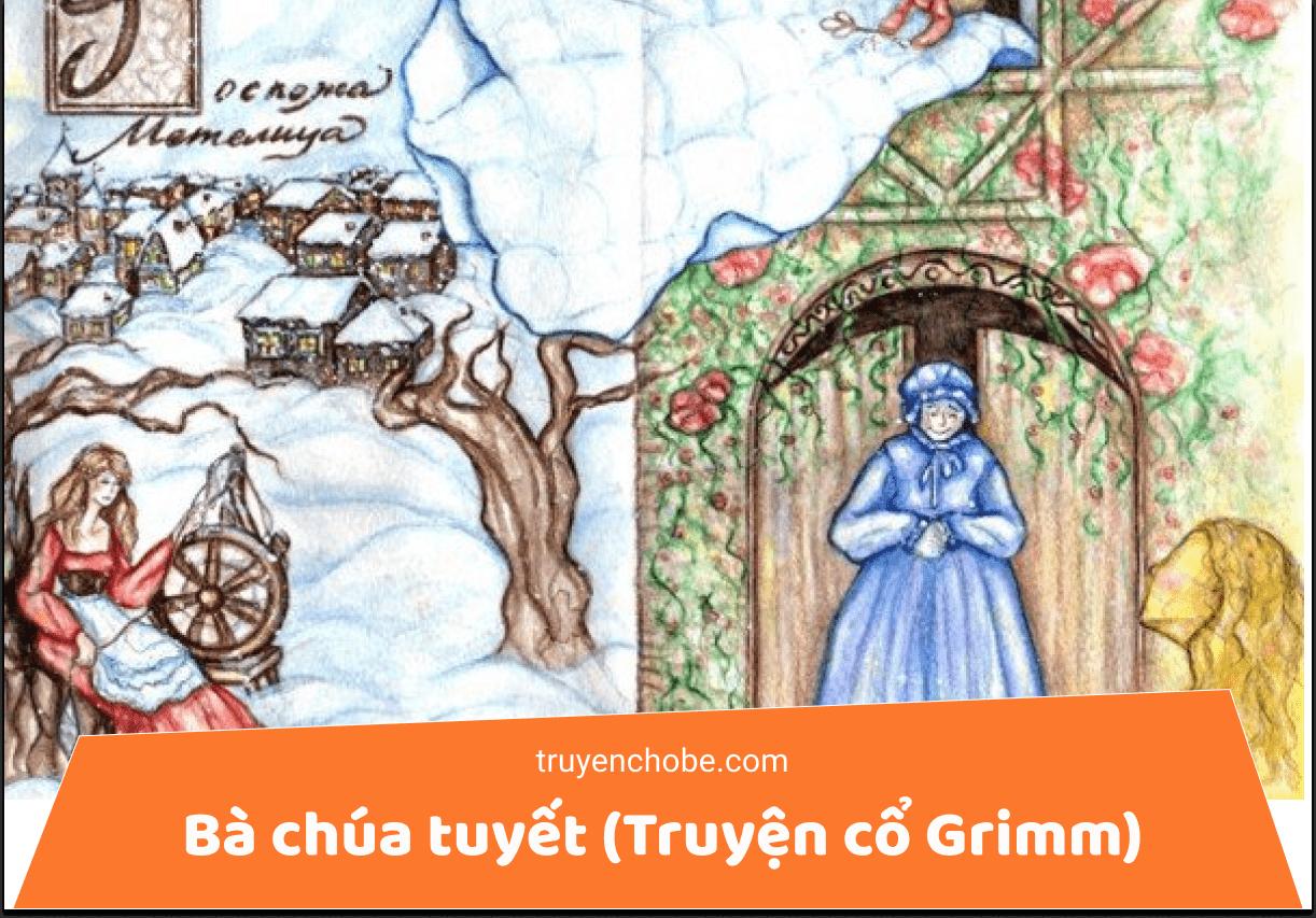 Bà chúa tuyết (Truyện cổ Grimm)