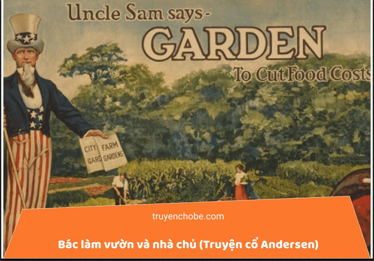 Bác làm vườn và nhà chủ (Truyện cổ Andersen)
