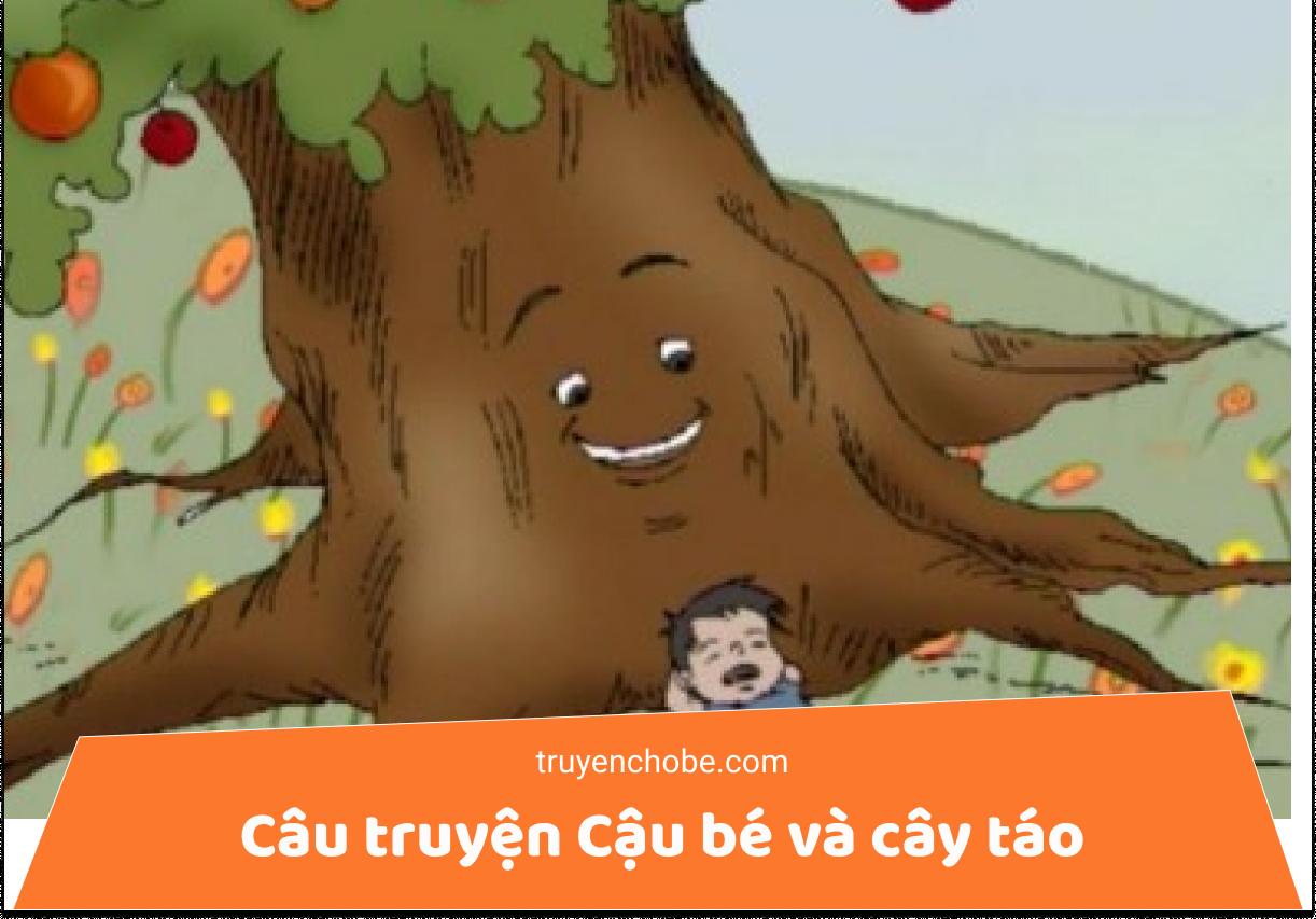 Câu truyện Cậu bé và cây táo