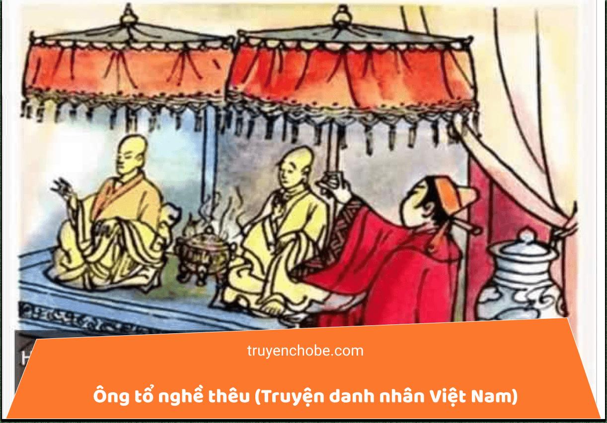 Ông tổ nghề thêu (Truyện danh nhân Việt Nam)