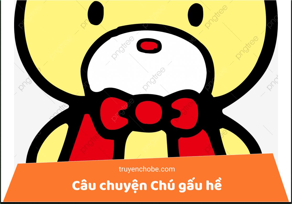 Câu chuyện Chú gấu hề